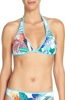 Tommy Bahama Women's Hibiscus Print Bikini Top