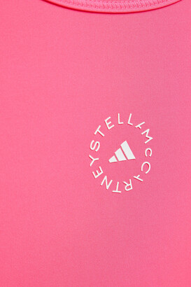 adidas by Stella McCartney Printed Stretch-jersey T-shirt