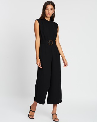 Whistles Penny Belted Jumpsuit