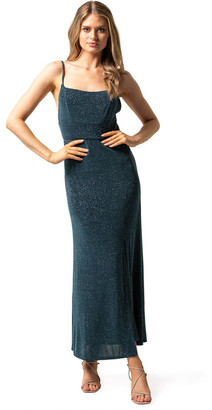 Forever New Tatiana Jersey Sparkle Maxi Dress