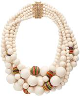 ROSANTICA BY MICHELA PANERO Arlecchino multi-strand beaded necklace