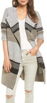 Cupcakes And Cashmere Women's Allesa Stripe Jacket