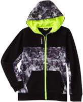 Reebok Boys' Smoky Print Zip Front Jacket