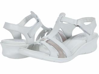 Ecco Women's Women's Finola T-Strap Wedge Sandal