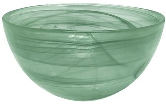Pottery Barn Alabaster Glass Individual Bowls - Set of 4