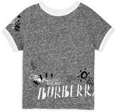 Burberry Boys' Adventure Motif Tee - Little Kid, Big Kid