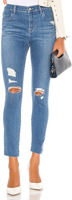 J Brand Alana High Rise Crop Skinny. - size 23 (also