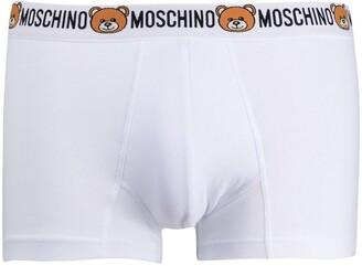 Moschino Teddy Waistband Brief Boxers