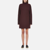 McQ Women's Turtleneck Dress Port
