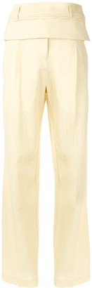 CHRISTOPHER ESBER Double Belted Trousers