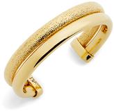 Diane von Furstenberg Textured Cuff Bracelet