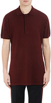 Givenchy Men's Polo Shirt-BURGUNDY