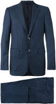 Ermenegildo Zegna two-button suit - men - Cupro/Wool - 50