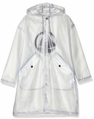 Petit Bateau Women's Cire Transl Raincoat