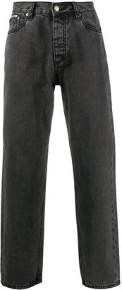 Eytys Benz straight-leg boyfriend jeans