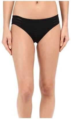Jets Women's Parallels Hipster Pant Bikini Bottom