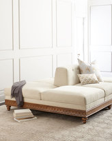 Horchow Serena Double-Sided Sofa
