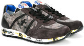 Premiata Kids teen camouflage and graphic sneakers