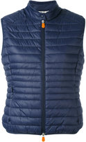 Save The Duck - sleeveless padded gilet - women - Nylon/Polyester - 2