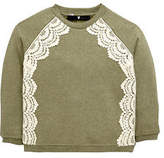 Very Lace Sweat Top