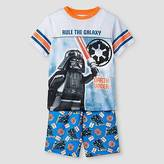 Lego Boys' ; Star Wars Pajama Set - Blue