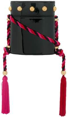 Philosophy di Lorenzo Serafini tassel mini tote