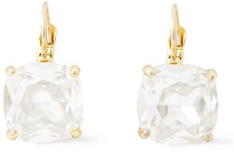Kate Spade Gold-tone Crystal Earrings