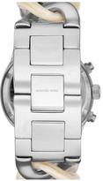 MICHAEL Michael Kors Michael Kors Chain Bracelet Chronograph Watch, 38mm