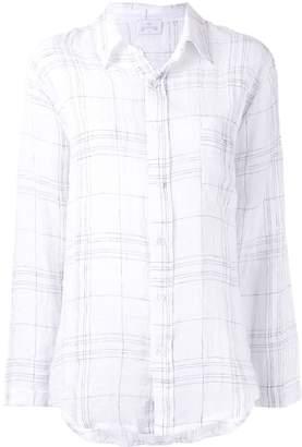Pour Les Femmes long sleeve boyfriend shirt