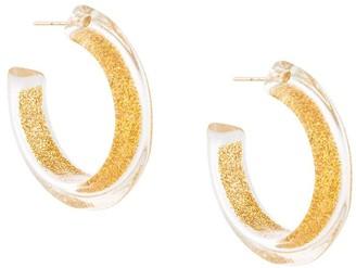 Alison Lou Jelly small hoop earrings