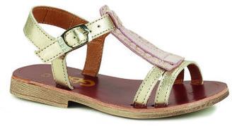 GBB LAZARO girls's Sandals in Gold