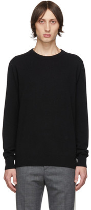Stella McCartney Black Cashmere Talbot Sweater