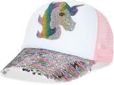 Bari Lynn Unicorn Trucker Hat