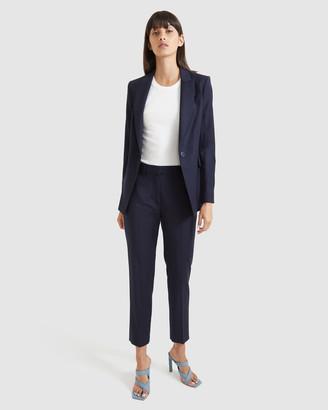 SABA Celeste Wool Suit Jacket