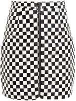 Daisy Street Mini skirt black/white