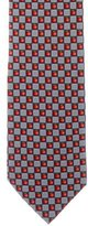 Burberry Apple Print Silk Tie