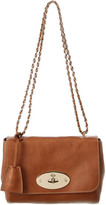 Mulberry Lily Natural Leather Crossbody