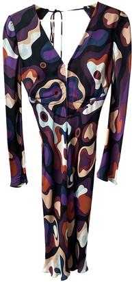 Clements Ribeiro Multicolour Silk Dress for Women