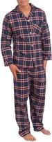 PLATINUM SPORT Platinum Men's Flannel Pajama Set