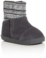 Toms Girls' Nepal Booties - Baby, Walker