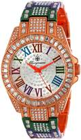 Burgmeister Women's BM160-010A Bollywood Crazy Analog Watch