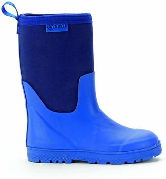Aigle Unisex Kids' Woody Cross Wellington Boots