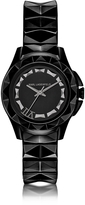 Karl Lagerfeld 7 30 mm Black IP Stainless Steel Women's Watch