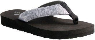 NOMAD Knit Strap Thong Sandals - Maui