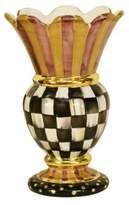Mackenzie Childs MacKenzie-Childs Courtly Checks Great Vase