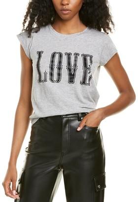 Zadig & Voltaire Skinny Love T-Shirt