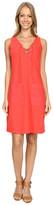 Tommy Bahama Arden Jersey Lace-Up Dress