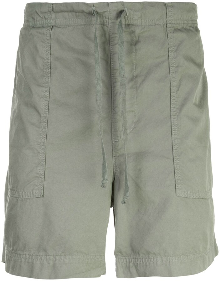 SAVE KHAKI UNITED Twill bermuda shorts