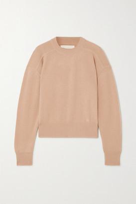 LOULOU STUDIO Arutua Cashmere Sweater - Camel
