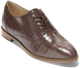 Cole Haan Mc Oxford Leather Oxford